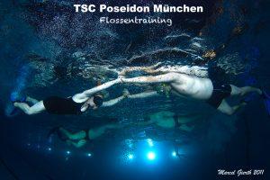 TSC Poseidon - Tauchtraining in München